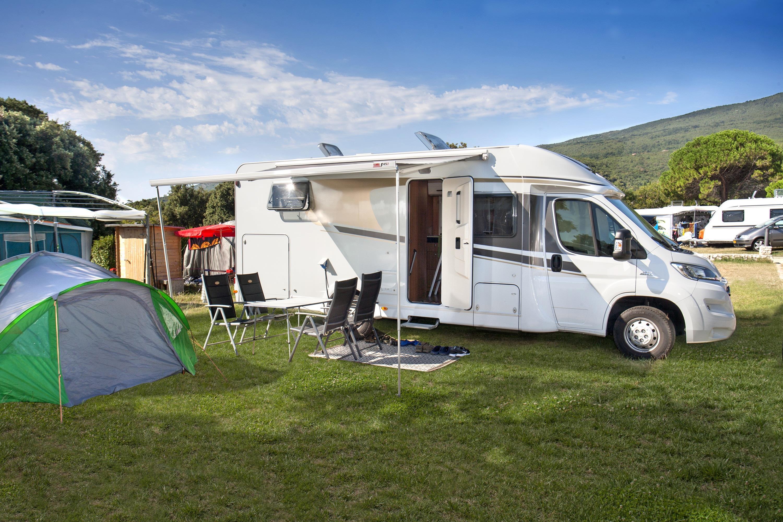 Emplacement - Emplacement Comfort - Marina Camping Resort