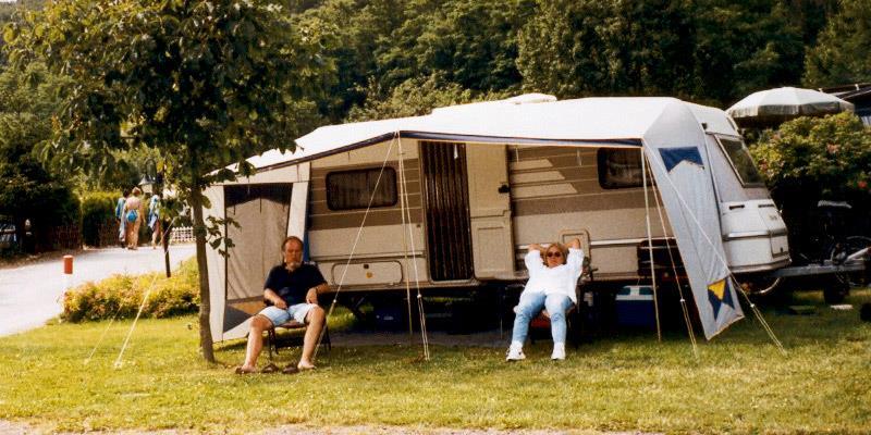 Emplacement - Emplacement Caravane - Campingplatz Sonnenwiese