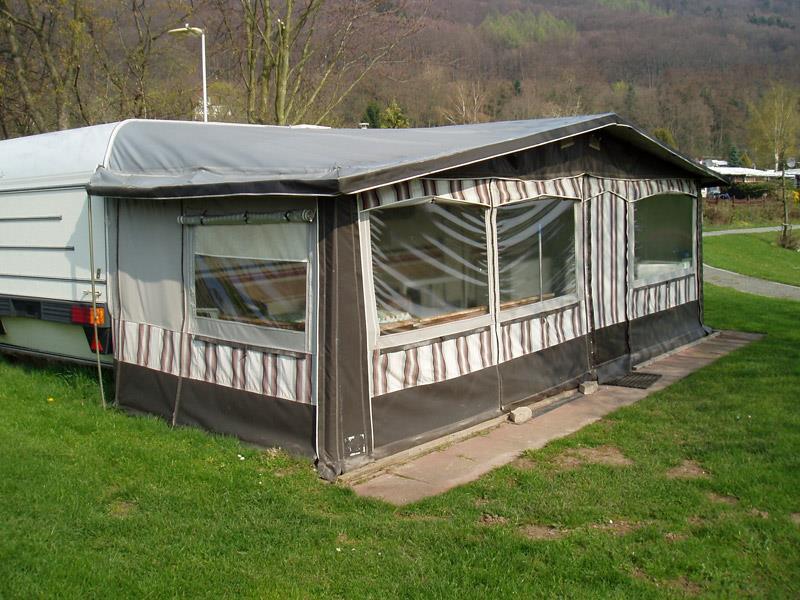 Location - Caravane - Campingplatz Sonnenwiese