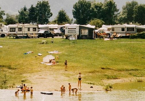 Emplacement - Emplacement Camping-Car - Campingplatz Sonnenwiese
