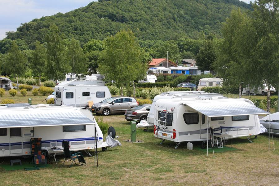 Emplacement - Emplacement + Voiture - KNAUS Campingpark Eschwege
