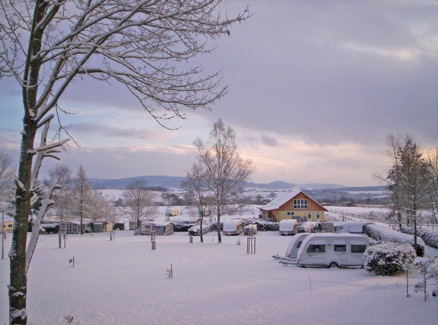 Knaus Campingpark Hünfeld-Praforst - Hünfeld