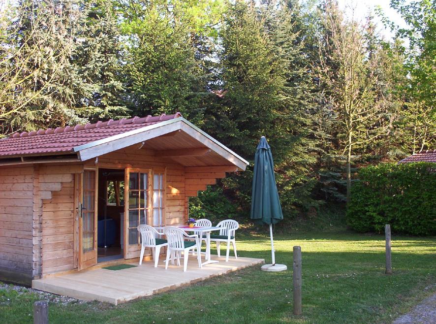 Location - Bungalow - Aktiv Camp Purgstall
