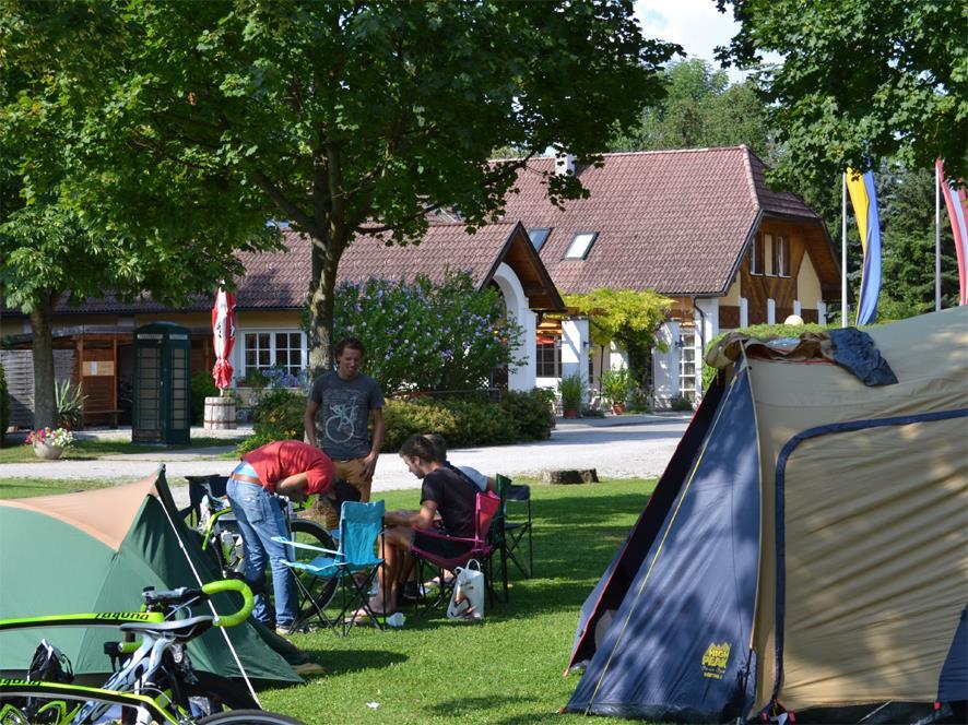 Aktiv Camp Purgstall Camping- & Ferienpark