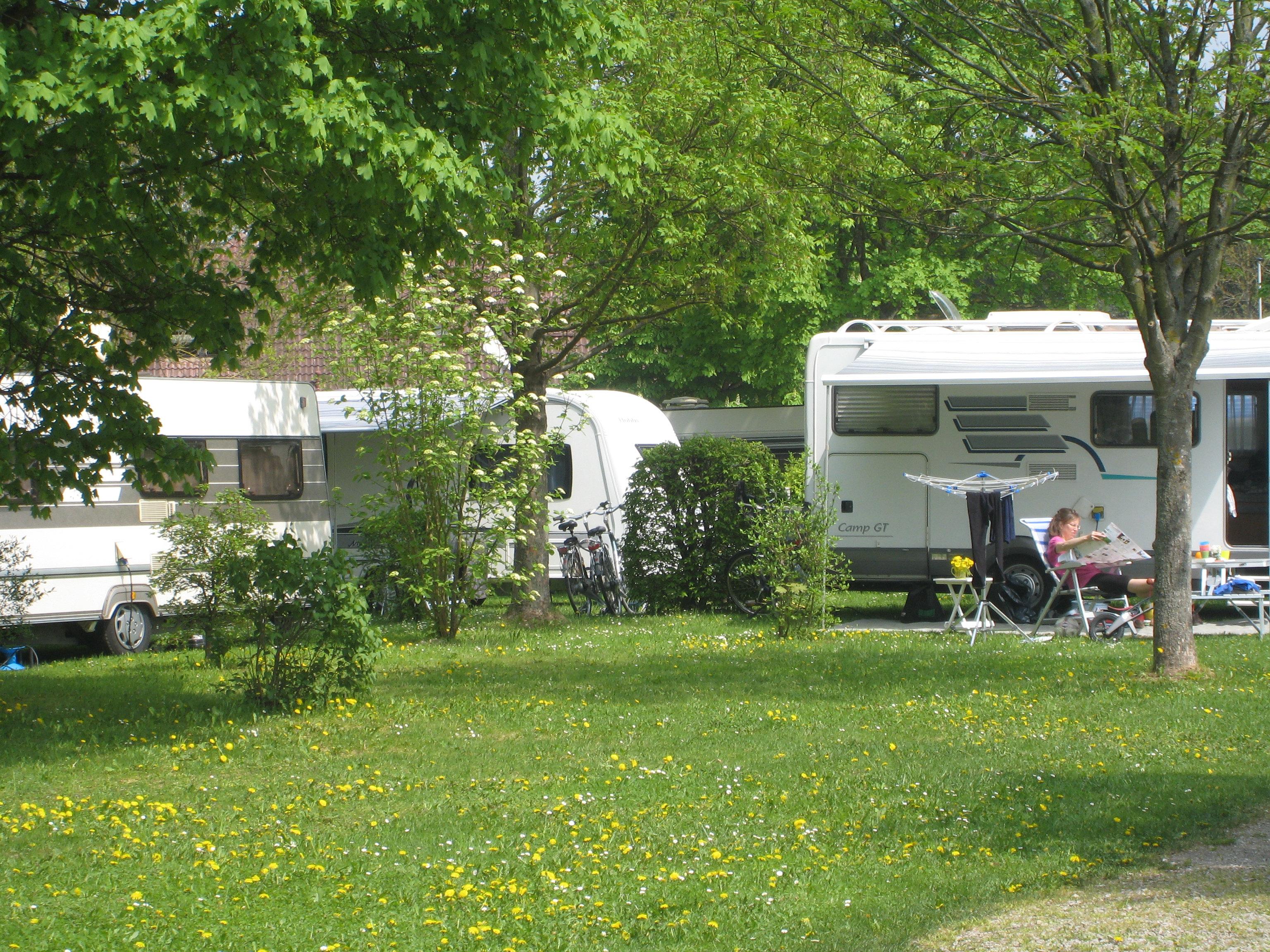 Emplacement - Emplacement - Aktiv Camp Purgstall