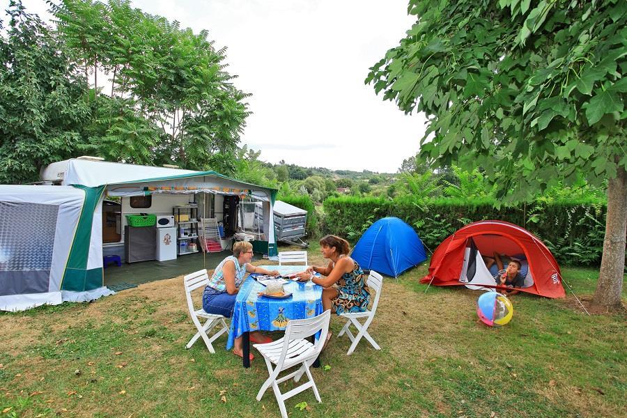 Camping du Bournat, Le Bugue, Dordogne