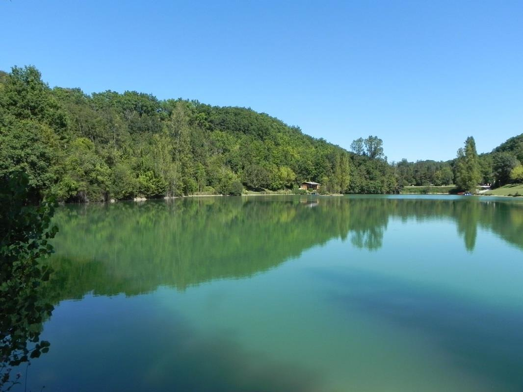 Camping les Deux Lacs, Beauville, Lot-et-Garonne