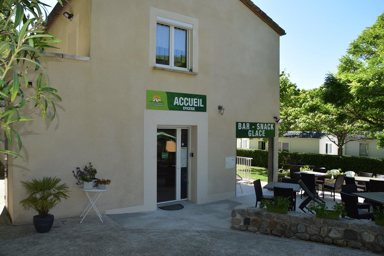 Camping la Charderie, Pont-de-Labeaume, Ardèche