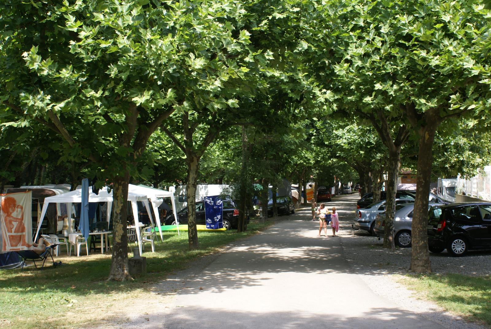 Emplacement - Emplacement - Camping Laborie