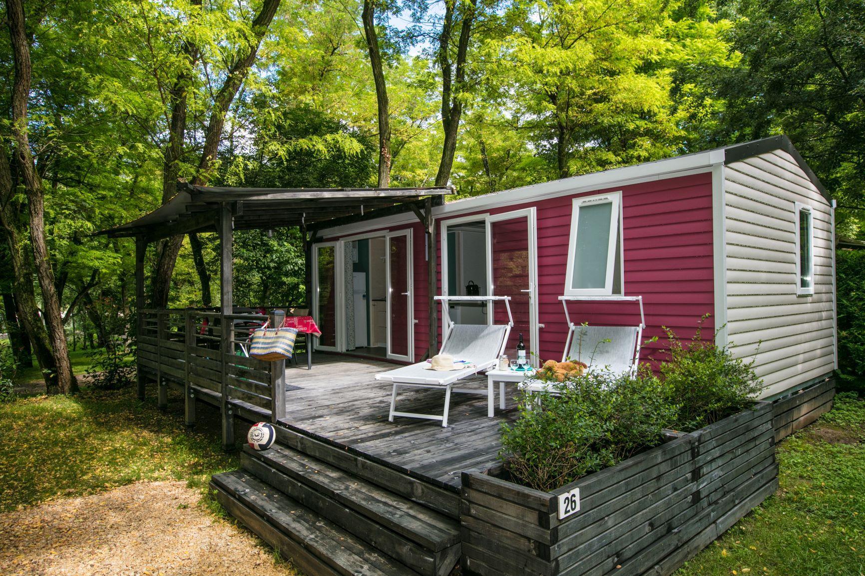 Location - Premium Super Mercure Riviera 2 Chambres  Arrivée Et Départ Dimanche (2) - Camping Laborie