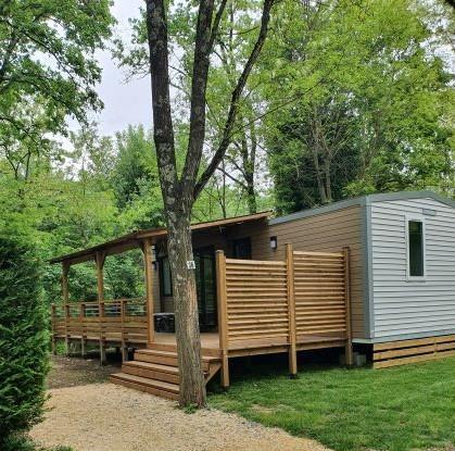 Location - Premium Ohara 884 - 3 Chambres - Camping Laborie