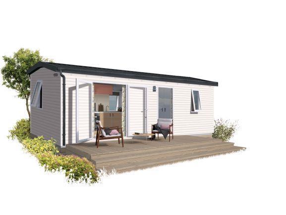 Location - Grand Confort Super Mercure Riviera  - 2 Chambres  (3) - Camping Laborie