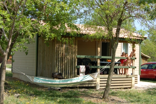 Accommodation - Chalet Mimosa - Camping Les Arches