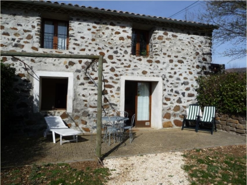 Accommodation - Holiday Home : 'L'etable De Marius' - Camping Les Arches