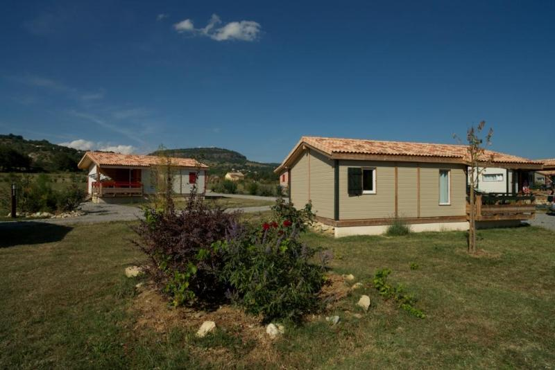 Accommodation - Chalet Alizé Xl - Camping Les Arches