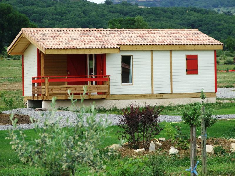 Accommodation - Alizé Maxi Xxl 35 M²- 3 Rms. - Camping Les Arches