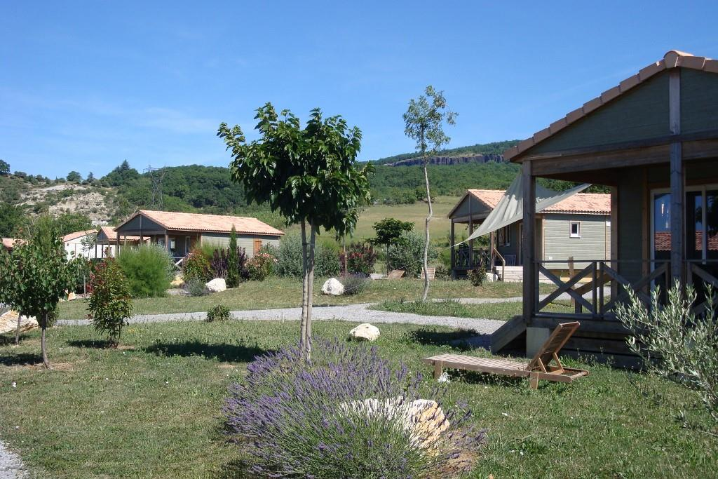 Accommodation - Chalet Confort 28 M² - Camping Les Arches