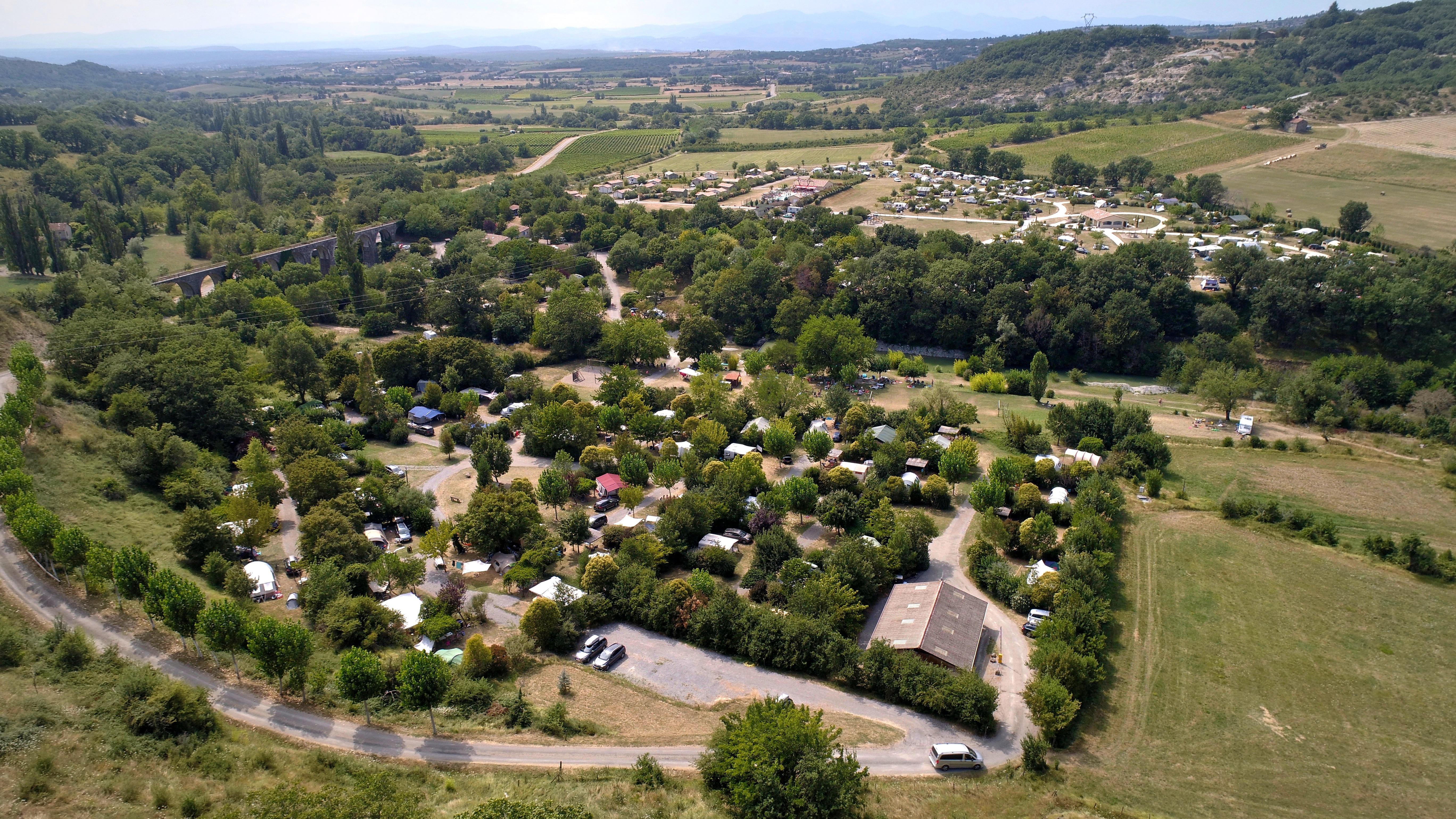 Camping les Arches, Saint-Jean-le-Centenier, Ardèche