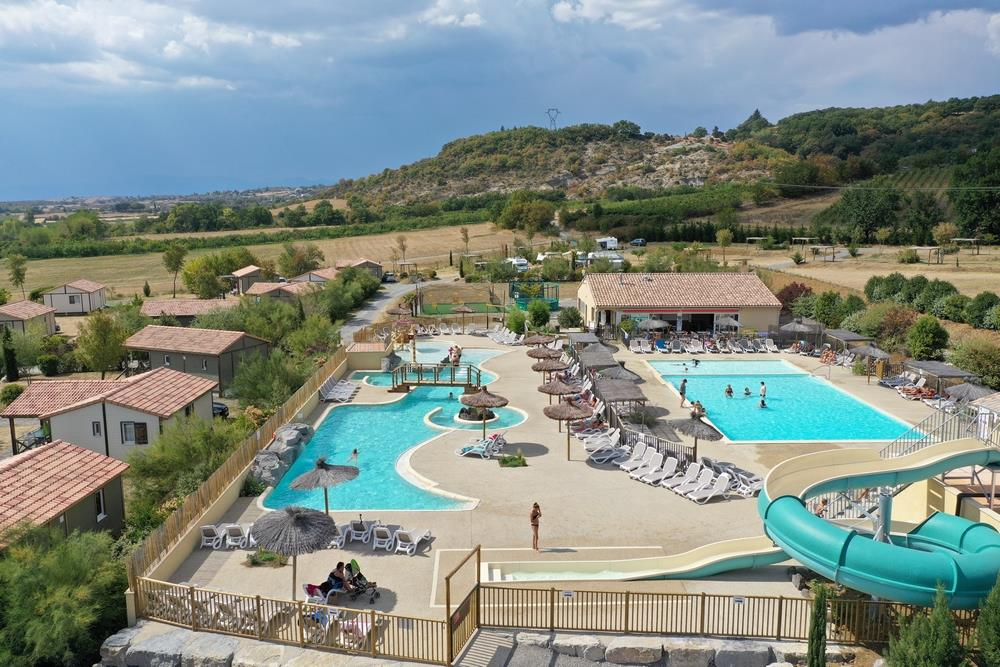 Establishment Camping Les Arches - Saint-Jean-Le-Centenier