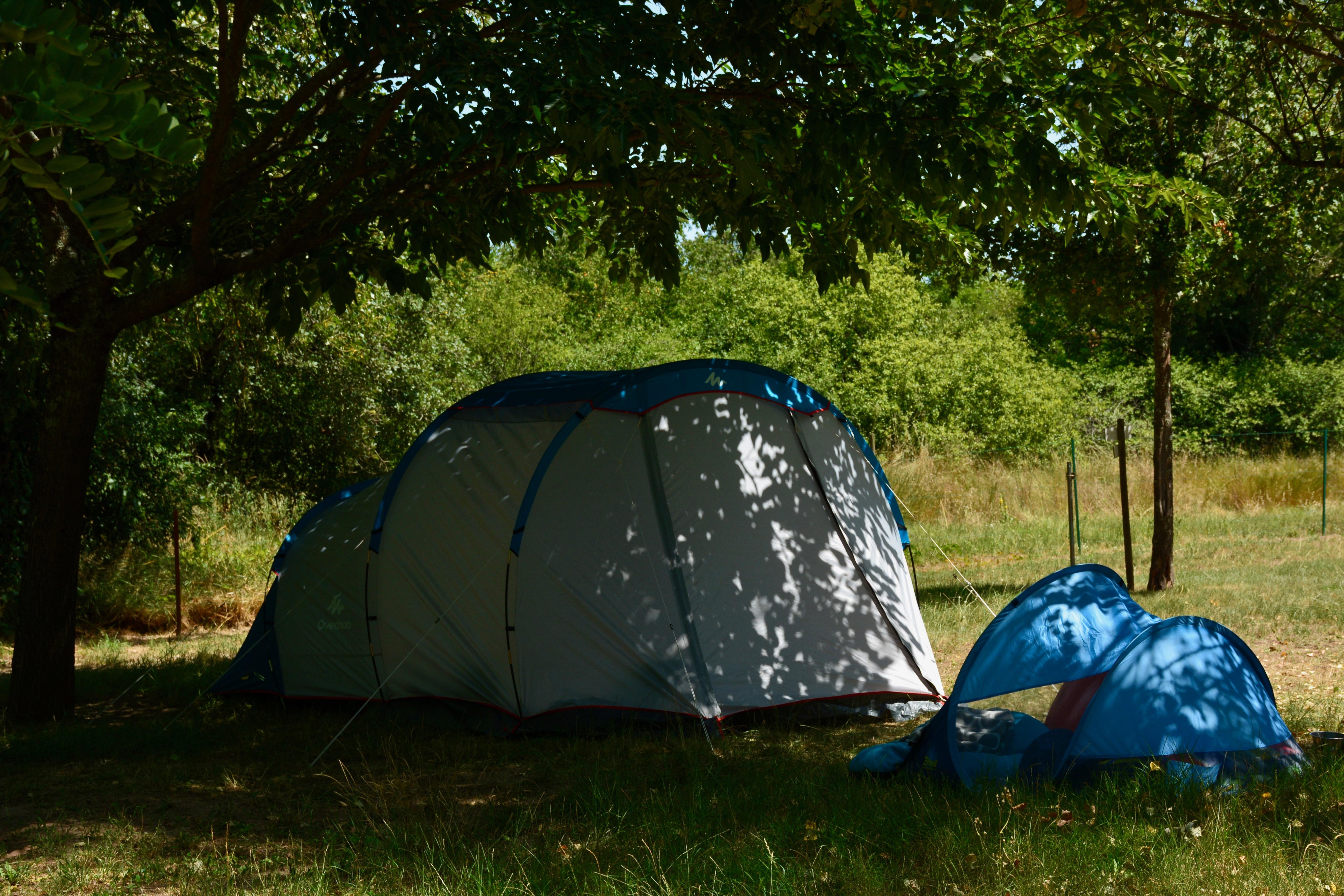 Pitch - Pitch Hiker/Cyclist - Camping les Peupliers