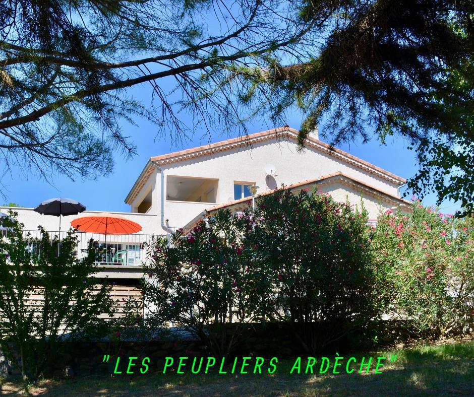 Camping les Peupliers, Vogüé, Ardèche