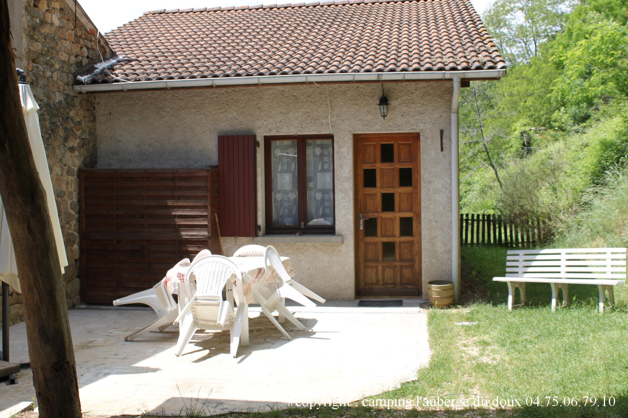 Accommodation - Holiday Home - Camping Les Berges Du Doux