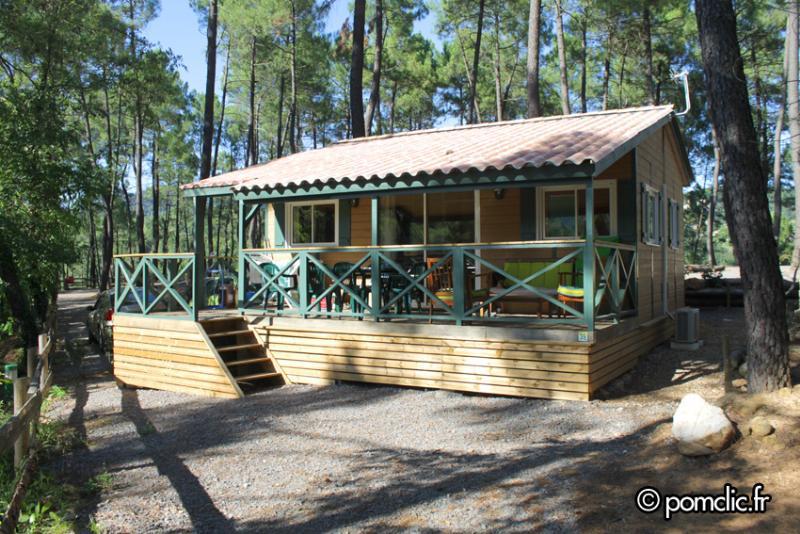 Camping Bois Simonet, Joyeuse, Ardèche