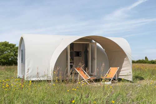 Huuraccommodatie - Lodge Coco Sweet - 2 Kamers - Camping Bois Simonet