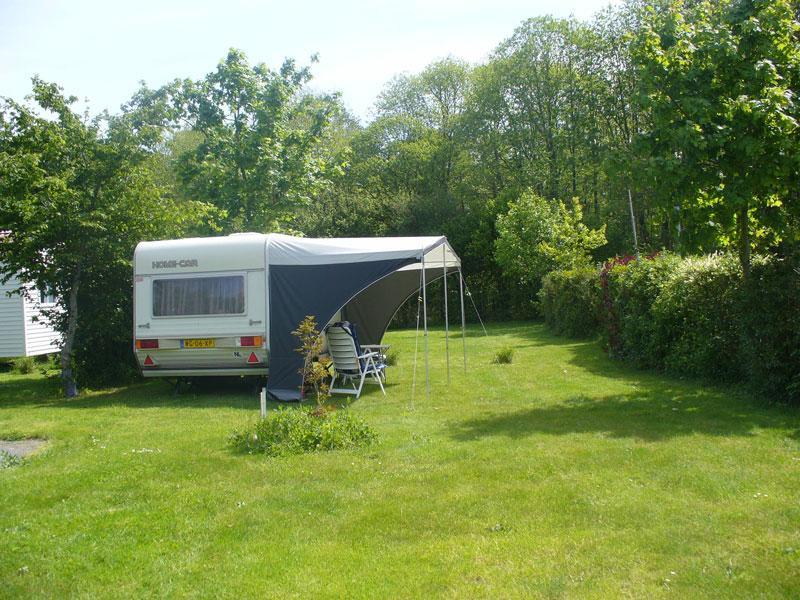 Camping le Rouge Gorge, Saint-Laurent-sur-Sevre, Vendée