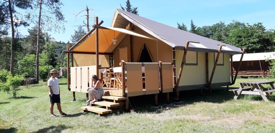Camping Le Viaduc - Arlebosc