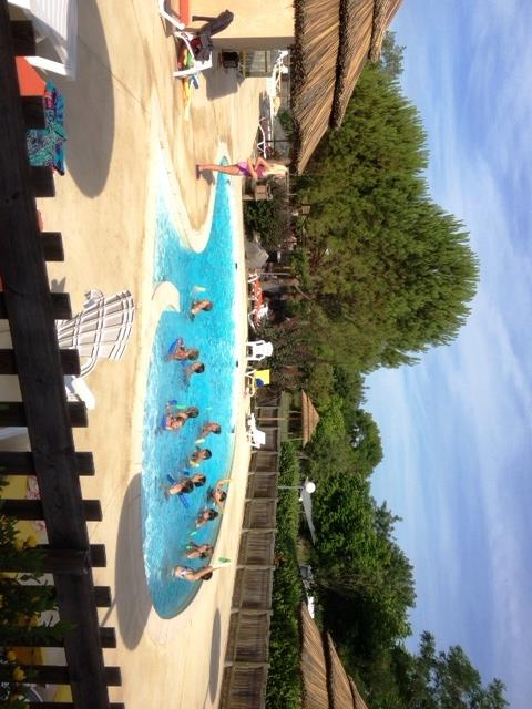 Beaches Camping La Source - Berrias-Et-Casteljau