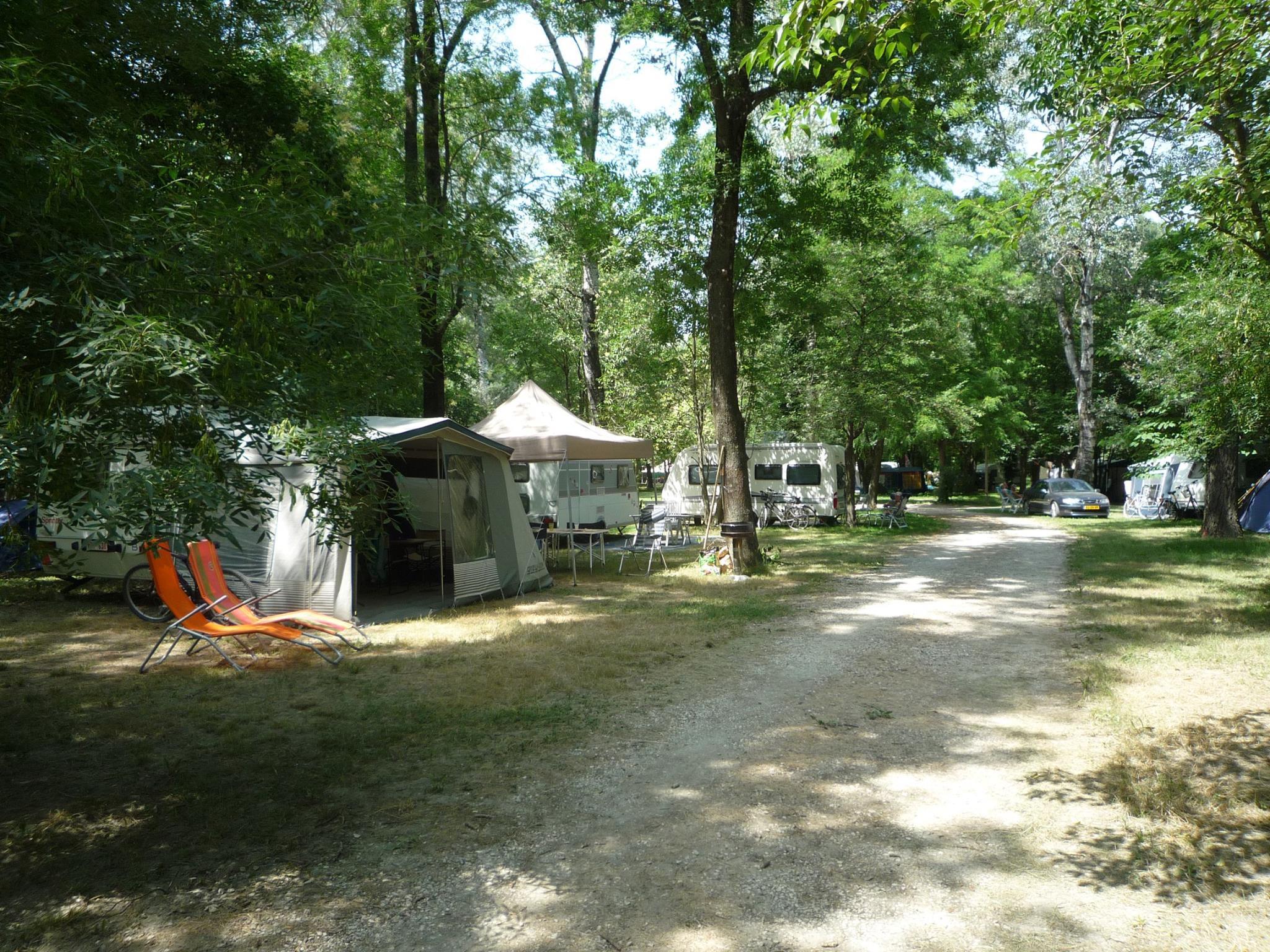 Camping du Lion, Bourg-Saint-Andéol, Ardèche