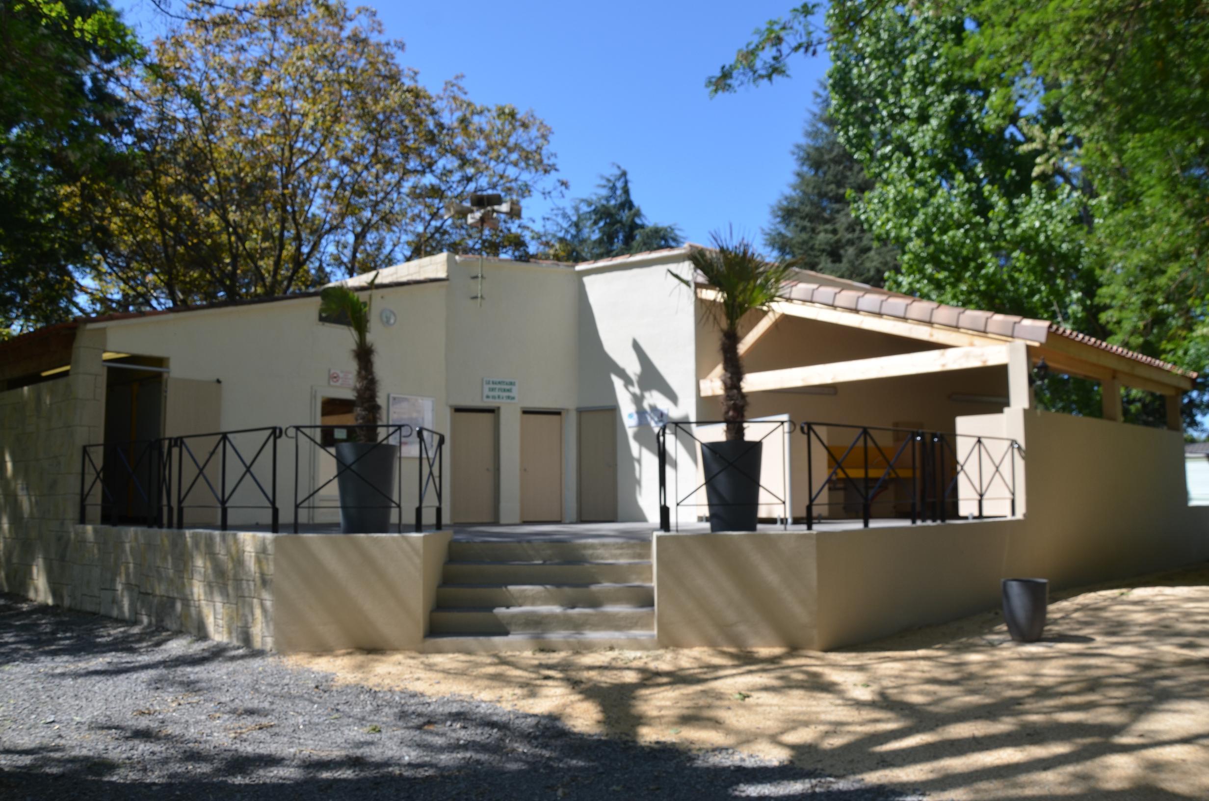 Camping le Chassezac, Sampzon, Ardèche