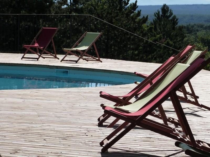 Camping Domaine de Briange, Saint-Remèze, Ardèche
