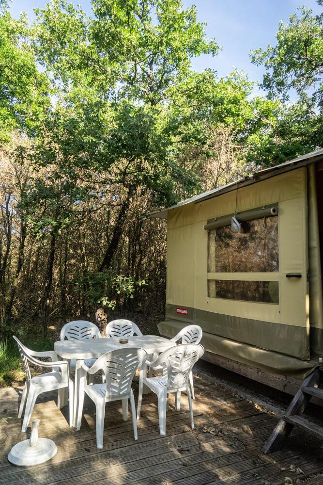 Location - Toilés 6 Pers. - CAMPING DOMAINE DE BRIANGE