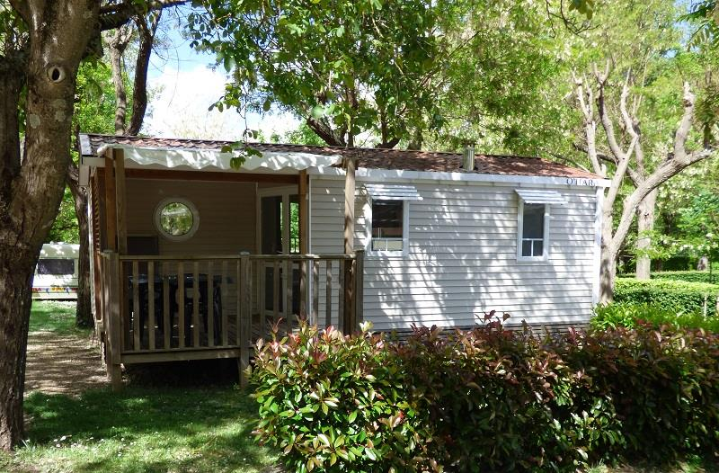 Accommodation - Mobile Home Classique O'hara 784T D - Air-Conditioning (2 Bedrooms) - Camping Le Clapas