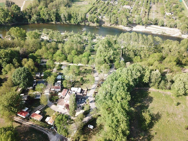 Establishment Camping Le Clapas - Salavas