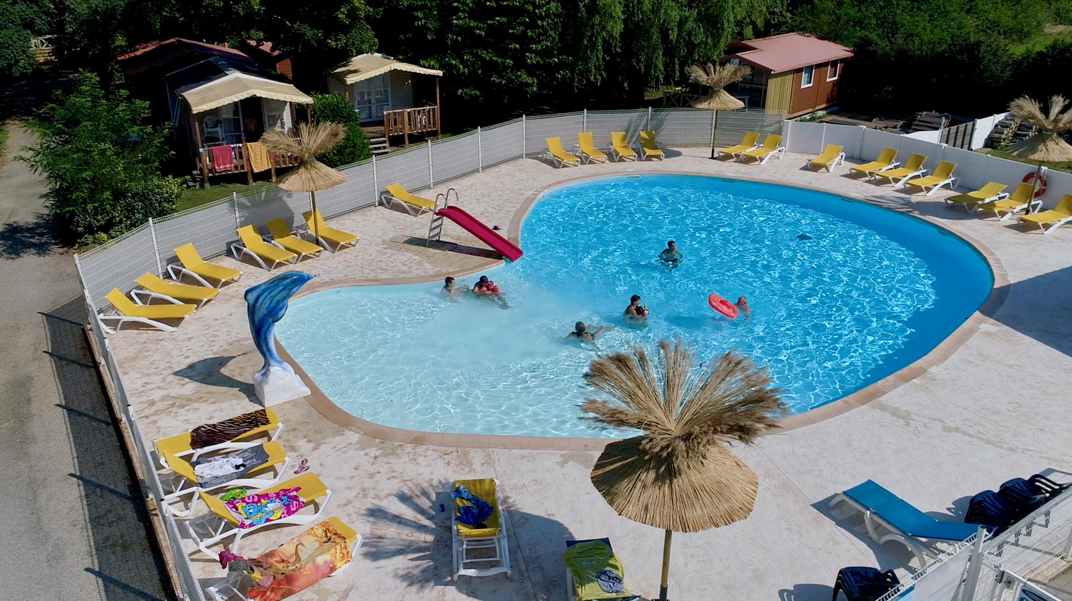 Establishment Camping Le Verger De Jastres - Saint-Didier-Sous-Aubenas