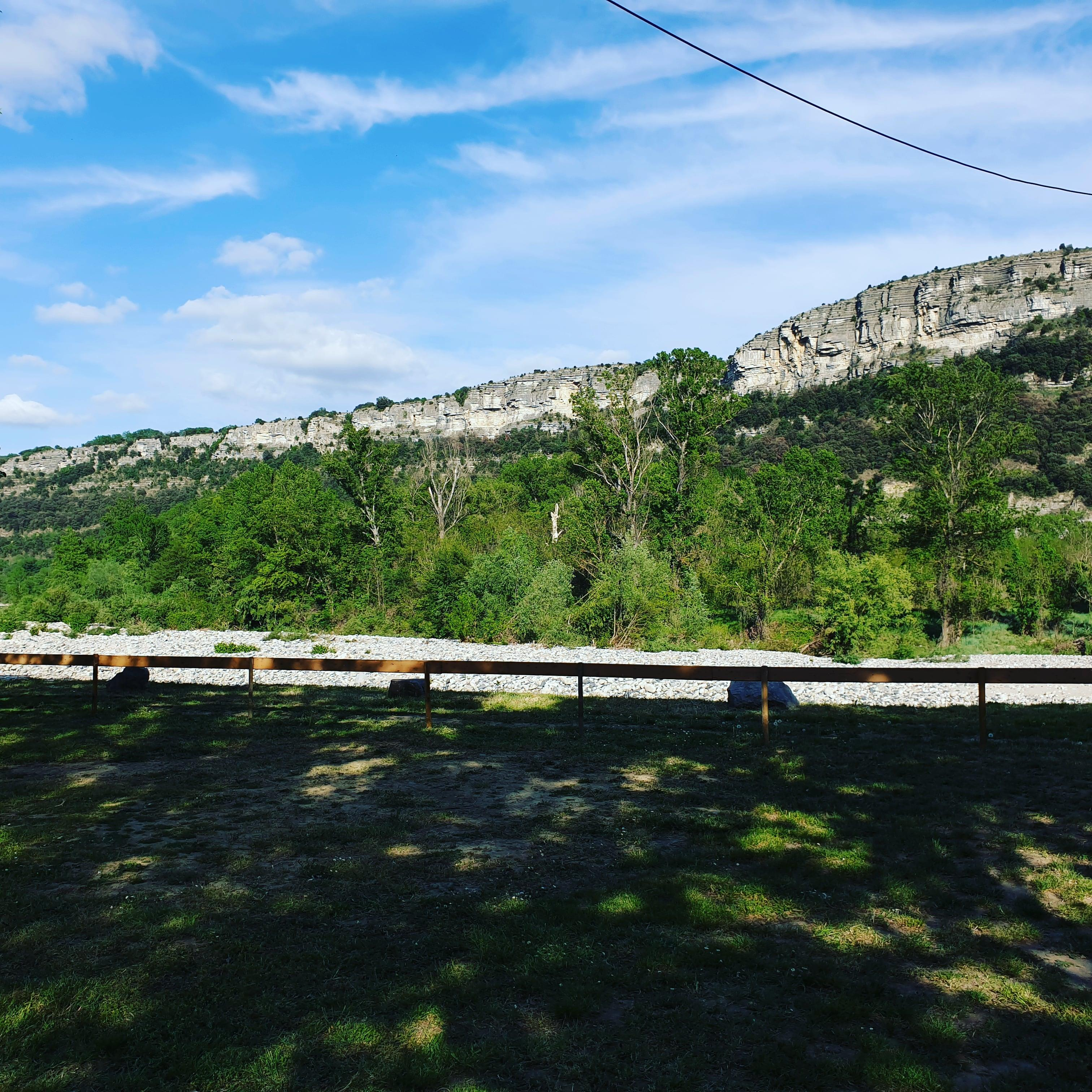 Camping le Verger de Jastres, Saint-Didier-Sous-Aubenas, Ardèche