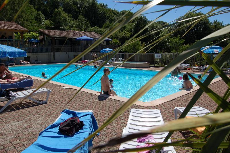 Camping de Belos, Thueyts, Ardèche