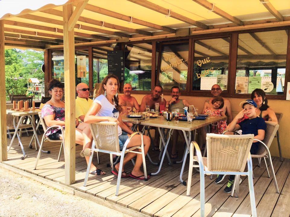 Camping Du Bas Larin