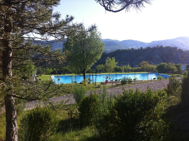 Camping les Hauts de Rosans, Rosans, Hautes-Alpes