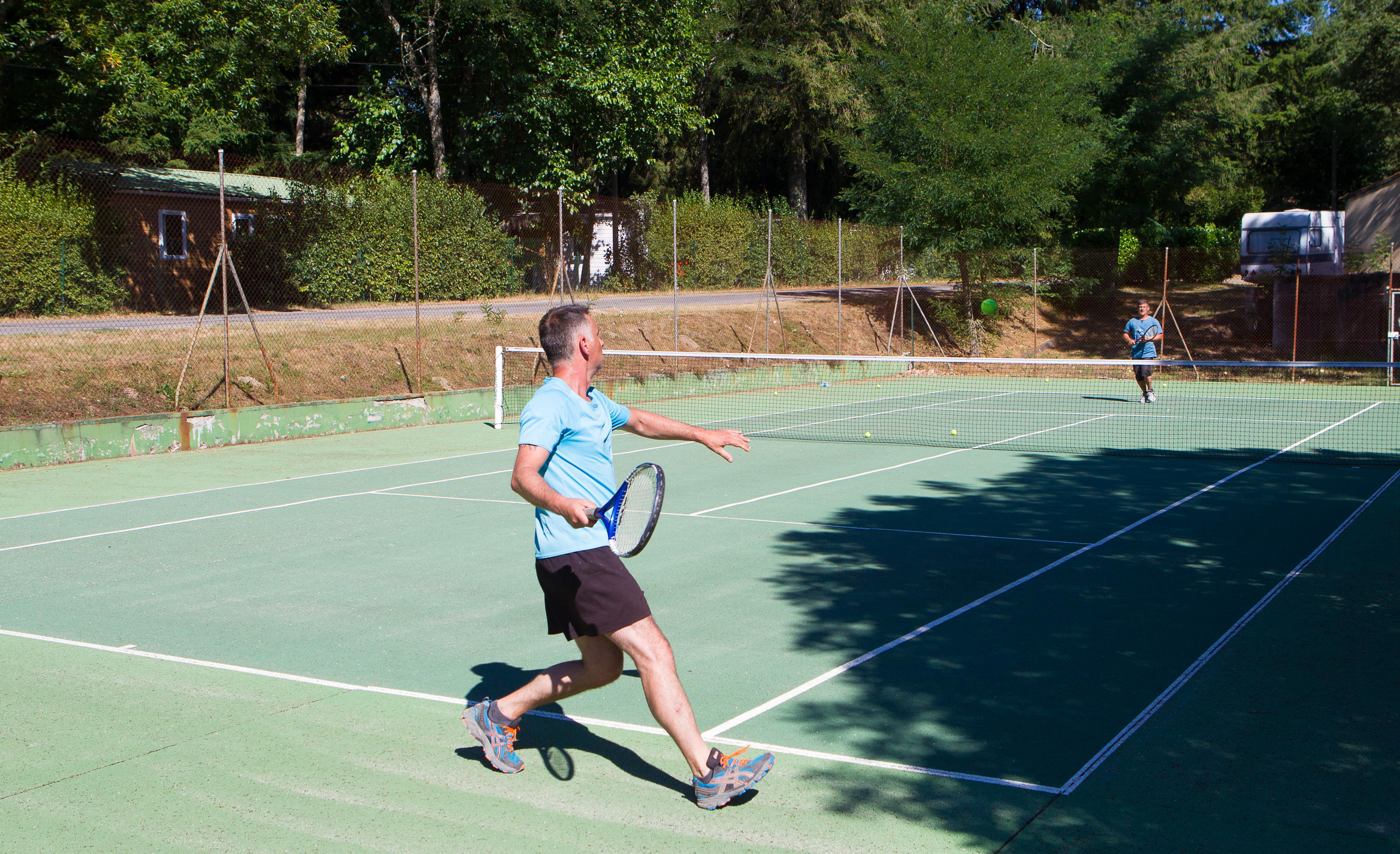 Sport activities Camping Le Roubreau - Joannas