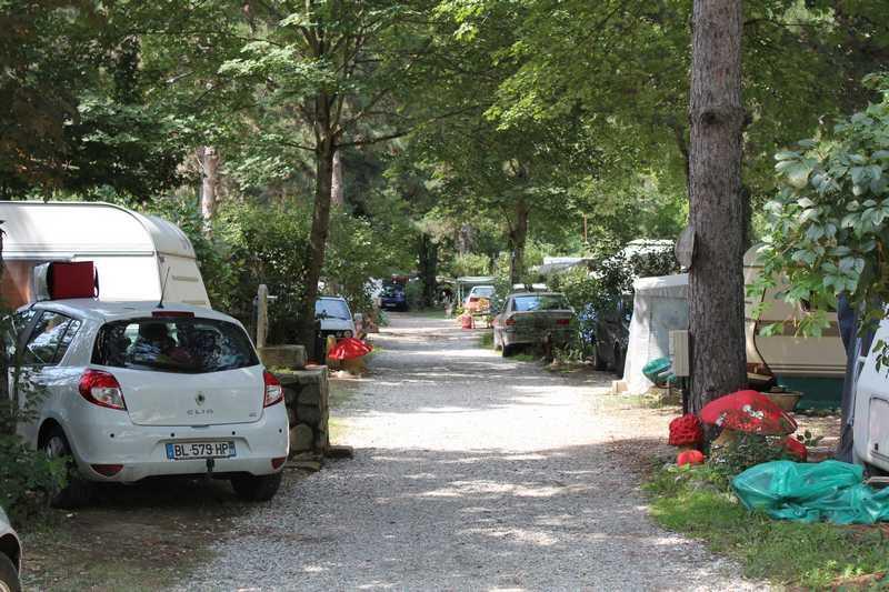 Camping les Sables, Tournon-sur-Rhône, Ardèche
