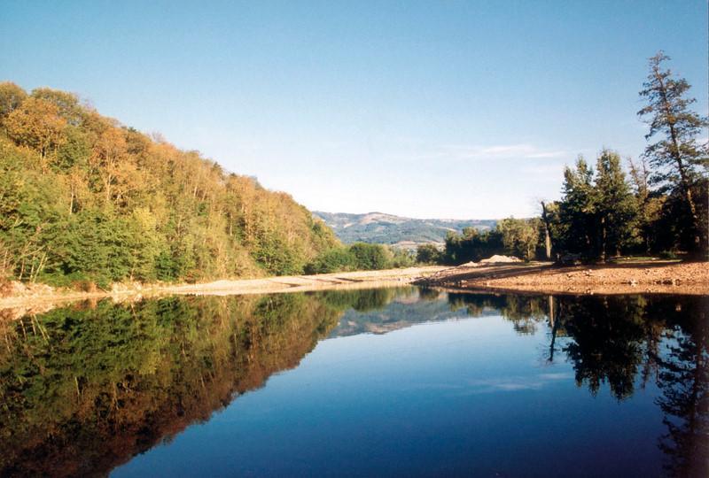 Camping le Soleil Rouge, Désaignes, Ardèche