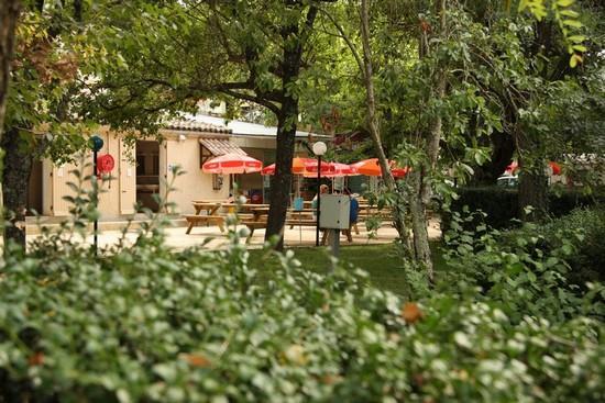 Camping le Beaussement, Chauzon, Ardèche