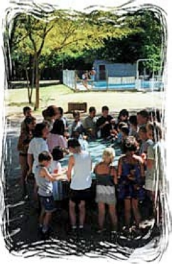 Entertainment organised Camping De La Plage - St Just D'ardeche
