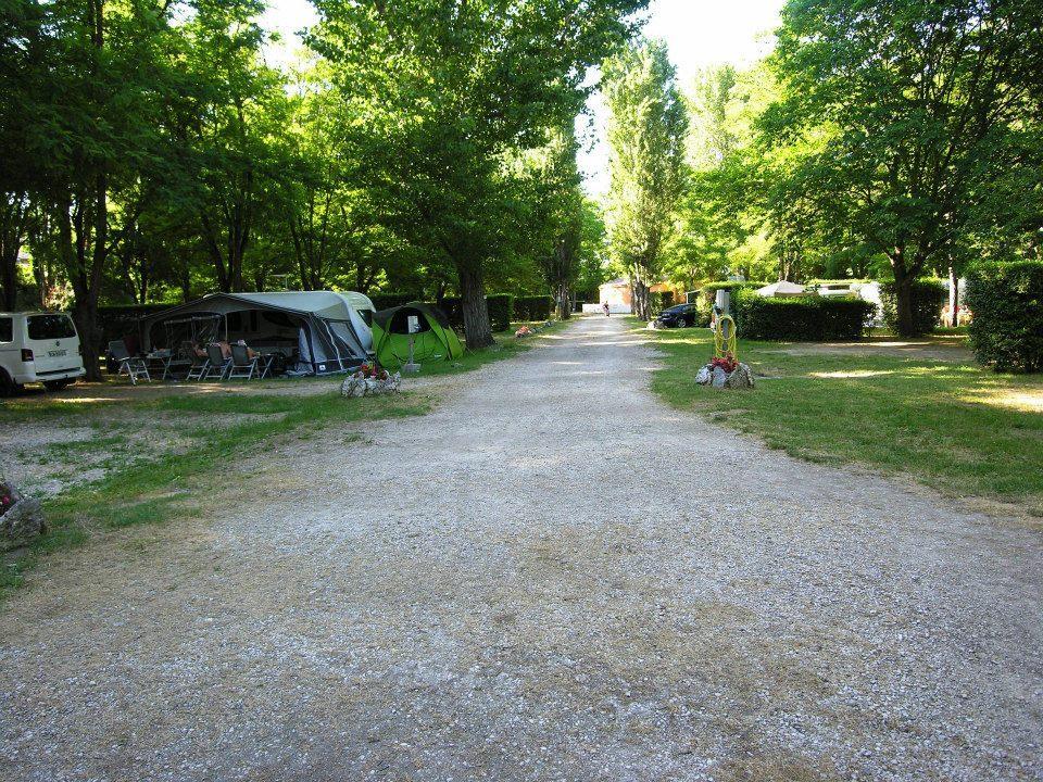 Camping la Plage, Saint-Just, Ardèche