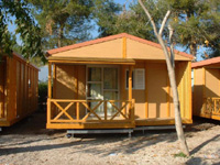 Accommodation - Bungalow Club - Camping L'Alqueria