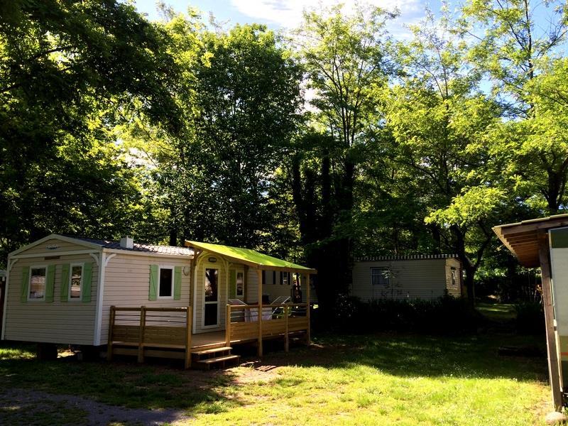 Camping Castanhada, Les Vans, Ardèche